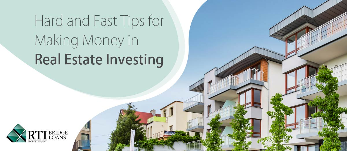 6 Strategies For Making Money With An Investment In Real Estate